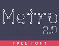 METRO 2.0 - FREE FONT