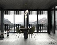 Swiss Alps ( CGI 2017 )