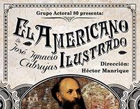 Poster - El Americano Ilustrado