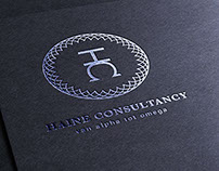 Haine Consultancy // Corporate Identity