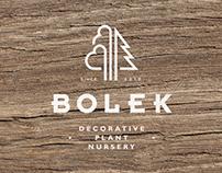 Bolek — decorative plant nursery.