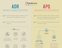 Infografia ADR vs APQ