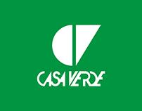 Branding   Casa Verde