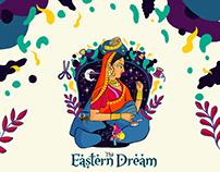 The Eastern Dream Branding/Illustration