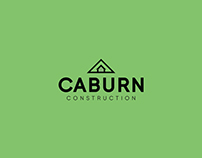 Caburn Construction Branding
