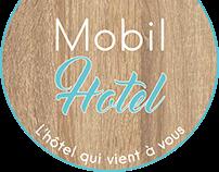 Logo Mobil Hotel - L'hôtel qui vient à vous