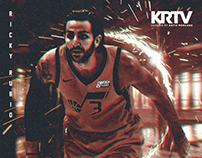 NBA Fan Art : Ricky Rubio