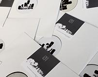 "Common Series 01 - VINYL 12"" Music/Artwork/Packaging"