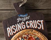 La Crianza - Pizzas Rising Crust