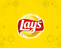 Poster Design For Lay's