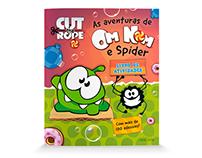 [livros] Série Cut the Rope