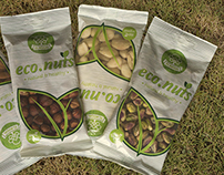 Eco.Nuts | Branding & Packaging