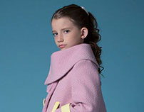 Outerwear: Childrenswear Collection 2015