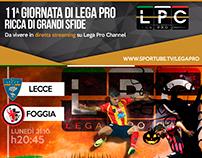 Digital compositing //  Lega Pro Channel