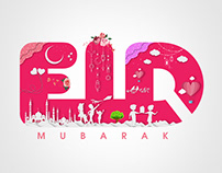 Eid Social media Post