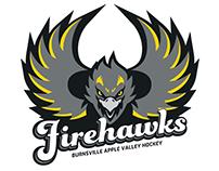 BAV Firehawks logo and jersey