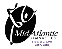 Mid-Atlantic Gymnastics Logo