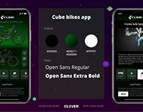 Cube bikes app