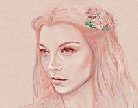 The Queen of Flowers