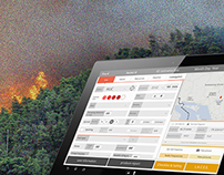 Wildfire Response Dashboard