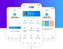 Banking App Redesign Concept