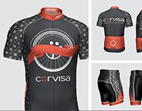 Corvisa 2015 Cycling Jersey