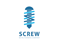 Screw Logo