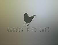 Garden Bird Café - Branding