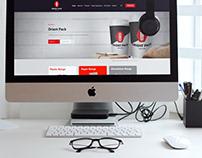 Orient Pack Website Design