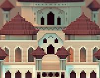 Prince Of Persia Palace