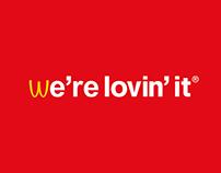 Burger King: We're lovin' it