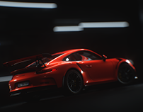 Porsche 911 GT3 RS | Full CGI
