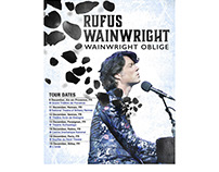 Rufus Wainwright's concert | Posters