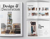 Design & Decoration Magazine Book