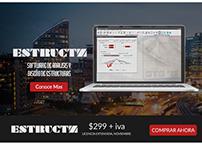 Estructz - Web App
