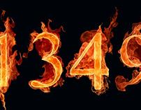 1349 Fire logo