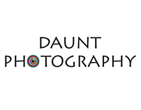 Daunt Photography Brand Logo and Business Card