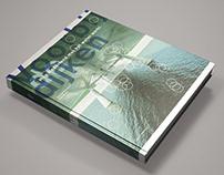 Book Design / Editorial Design Beyond the Dikes
