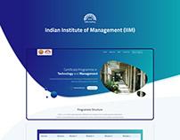 Indian Institute of Management, IIMB