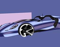 Porsche Spyder (2016)