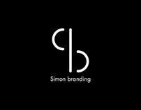 Simon branding new brand identity