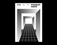 Posters Museumnacht