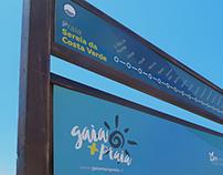 Gaia + Praia 2016 | branding