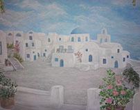 Wall Paintings, Paros