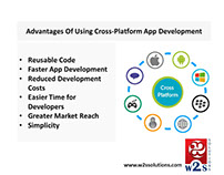 Advantages Of Using Cross-Platform App Development
