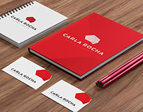 Carla Rocha | Logo