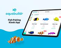 AquaBuildr - Fish Pairing App