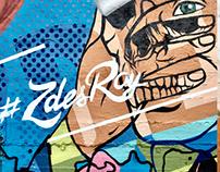 Street-Art exhibition vol.2 ZDESROY