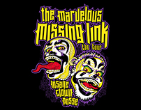 "Insane Clown Posse ""The Marvelous Missing Link"""
