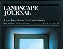 Landscape Journal: Nature, Form, and Meaning